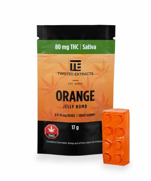 Jelly Bomb Orange 5.48