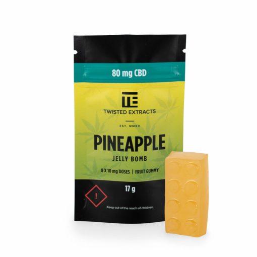 Jelly Bomb Pineapple CBD 5.48